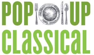 Pop Up Classical logo